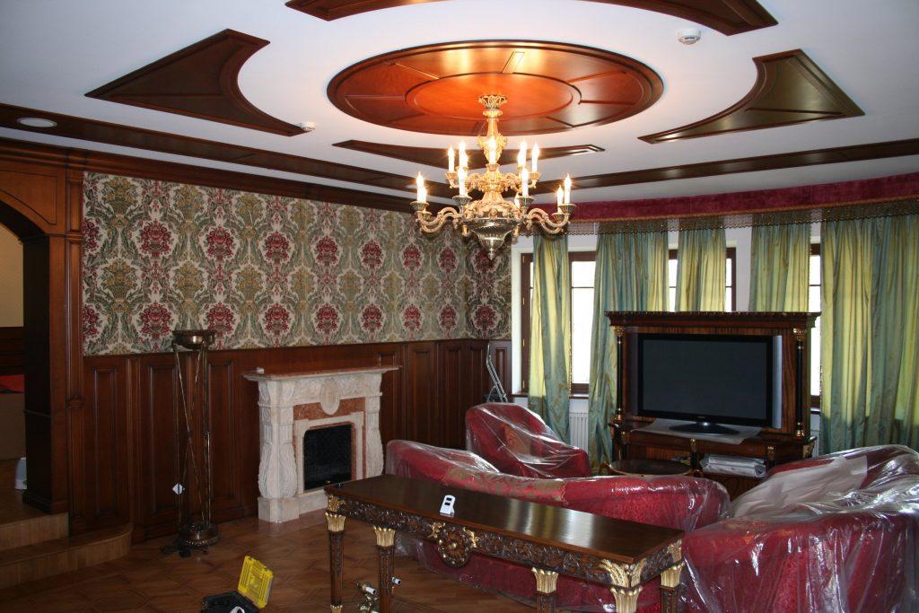 Дом Малаховка