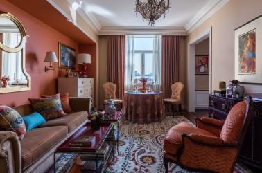 Квартира Фрунзенская